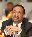 Bajloor Rashid MBE - UKBCCI President