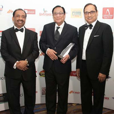 UKBCCI Business Awards 2016 - LIFETIME ACHIEVEMENT AWARD Winner - Abdur Rouf Chowdhury