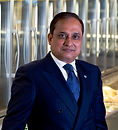 Iqbal Ahmed OBE - Chairman UKBCCI