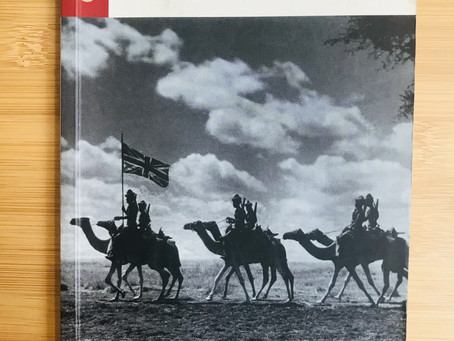 Warriors: Life and death among the Somalis by Gerald Hanley (Book Review)