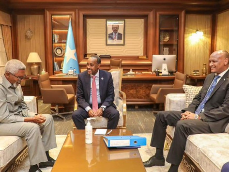 (S)Elections Delayed — Somalia's Roadmap to Free and Fair Elections