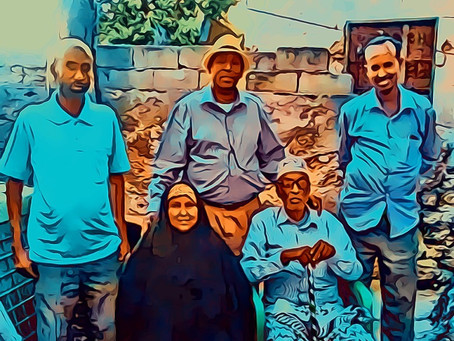 On Grandfathers and Poetic Heritage