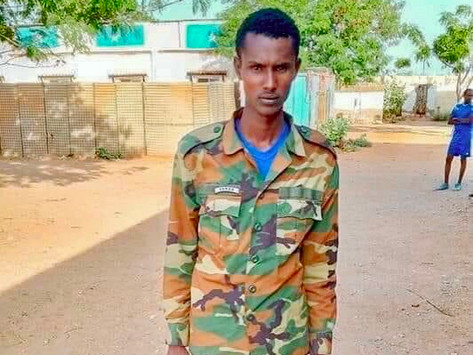 In memory of my uncle Hassan Warsame Abtidoon.