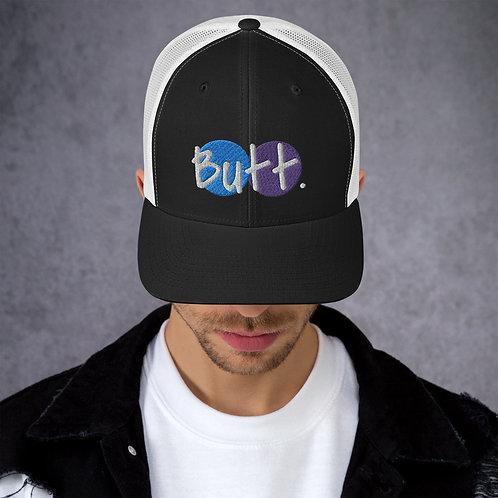 Trucker Butt Hat