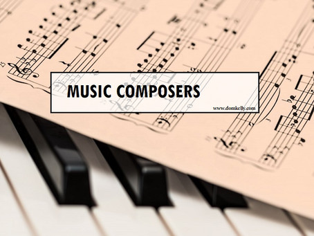 3 Common Tips to Find the Right Composer of Film Music