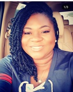 #client selfie! Get the look_ book _Kink