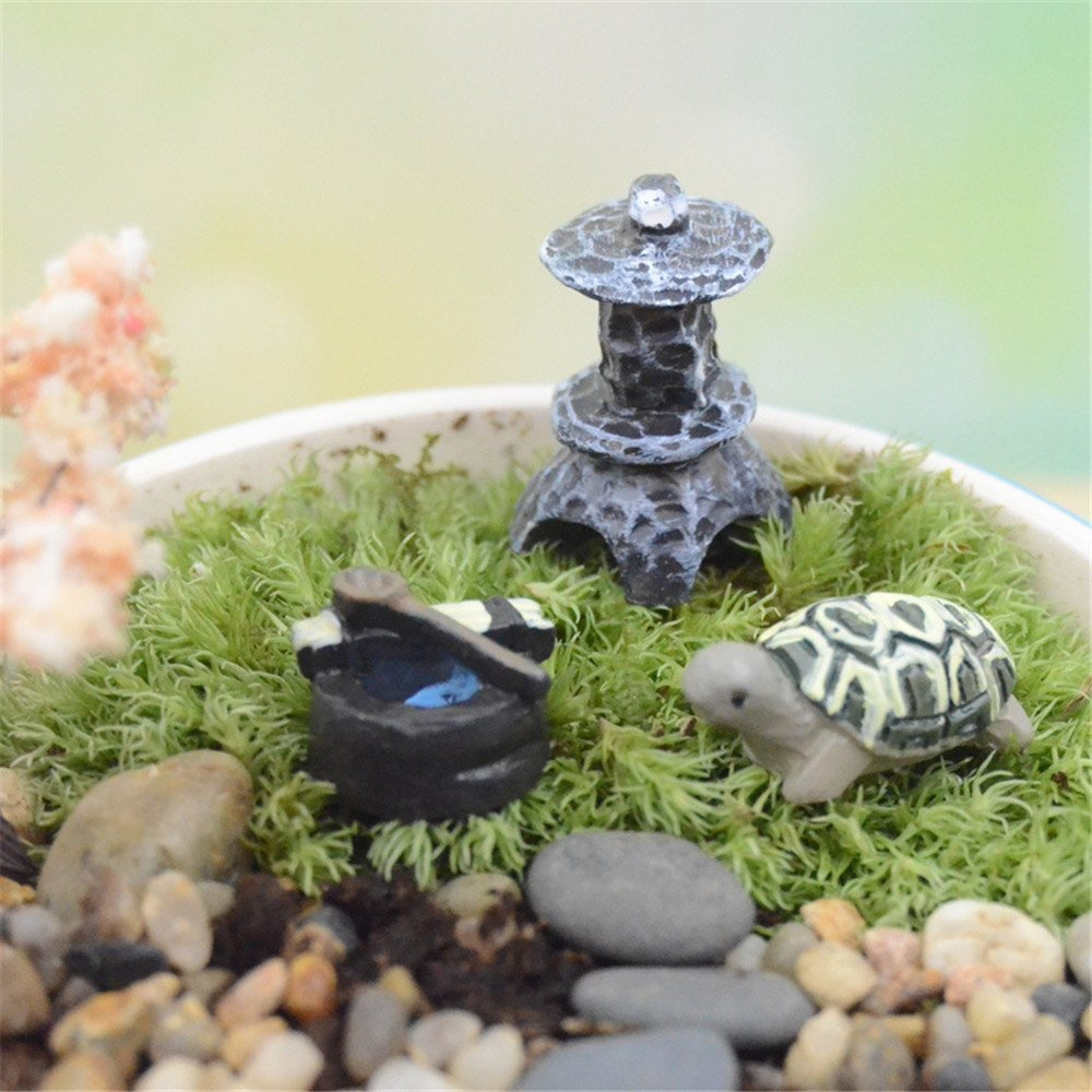 Bonsai garden decor