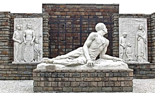Standbeeld Westerlo