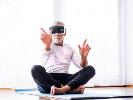 Mindfulness using VR