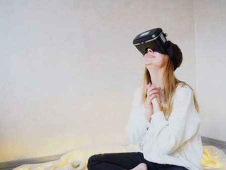 VR therapy in response to COVID19