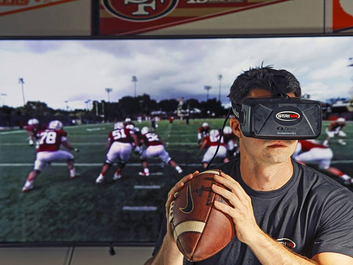 How Virtual Reality will change the sports world in the years to come