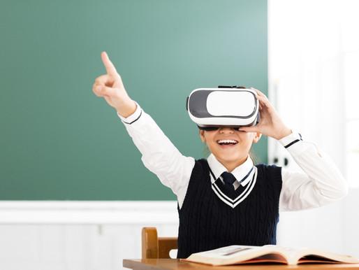 VR is a powerful tech enhancing children development
