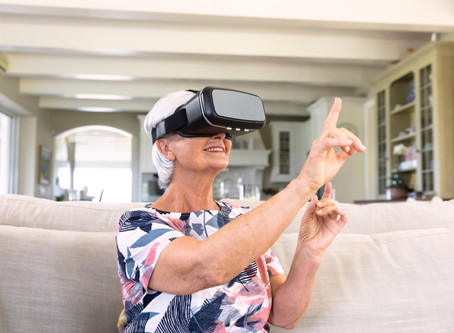 VR therapy for stroke survivors