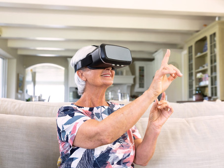 VR therapy for stroke survivors