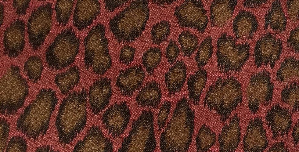 Pink - Brown - Leopard - Animal Print