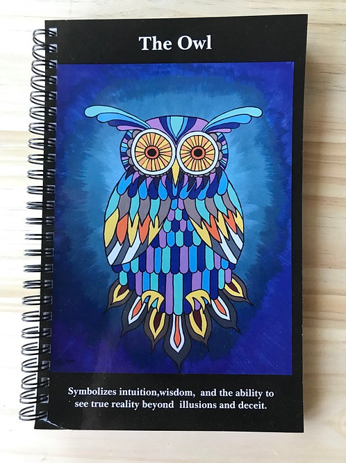 Owl Journal/Note Book