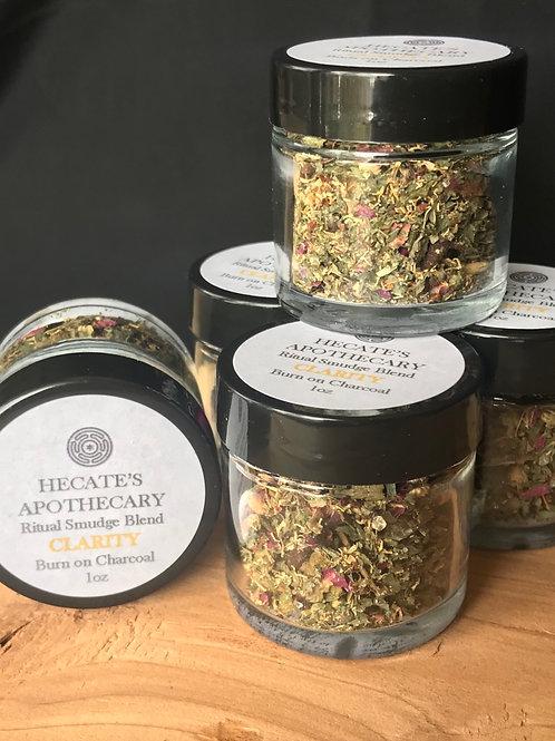 Clarity Ritual Herb Blend