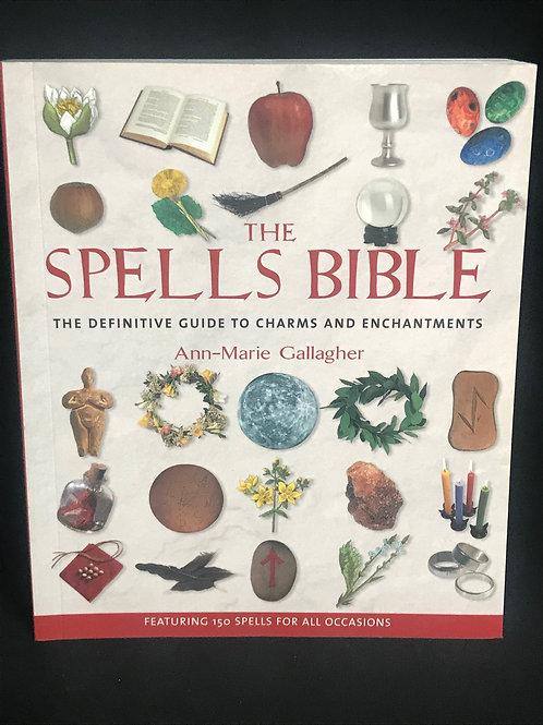 Book - Spells Bible