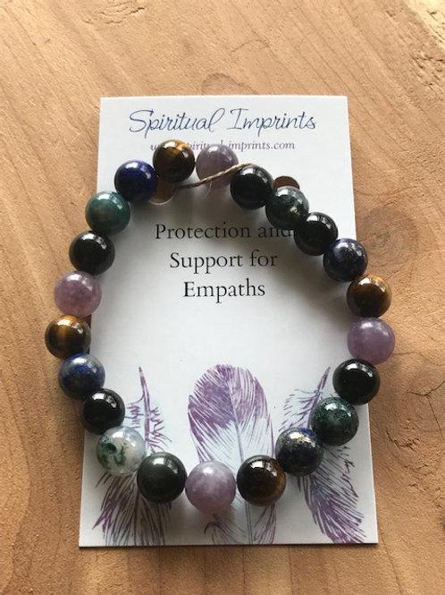 Empath Protection - Elasticized Bracelet