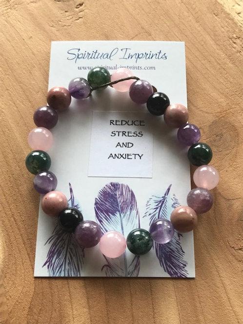 Reduce Stress - Elasticized Bracelet