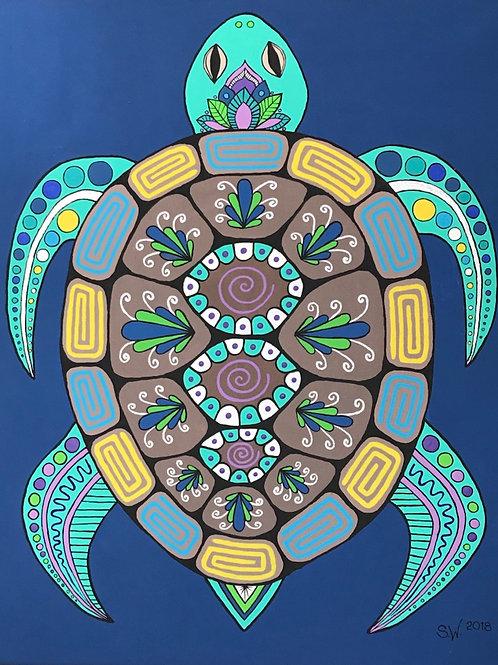 Turtle Single Card