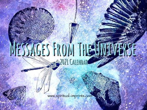 2021 Messages from the Universe Calendar