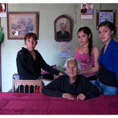 La familia reunida