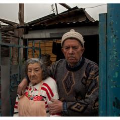 Don Manuel y la señora Virginia