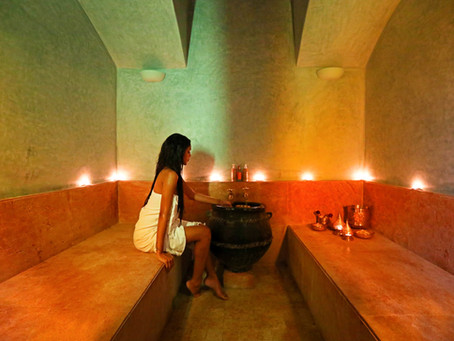 Hammam benefits