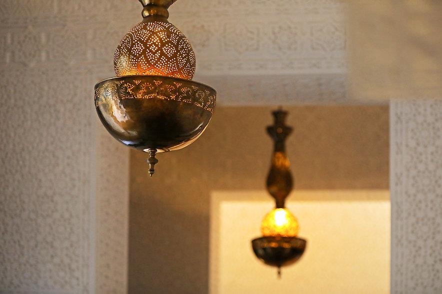 Details Design riad de luxe Dar Kandi