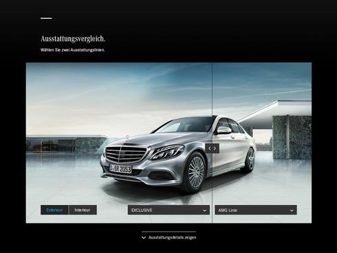 Mercedes Benz . Neue Modelle
