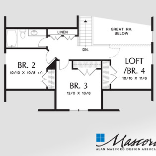 Old Willow Lane- 2nd Floor