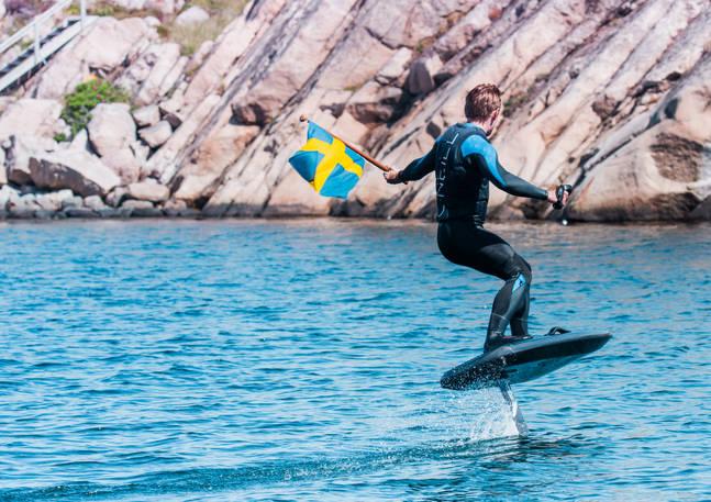 eFoil Sweden