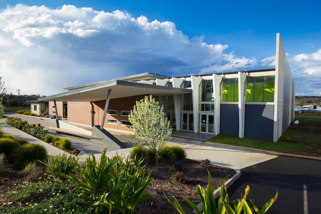2012 - Rangeville Community Church Stage 1