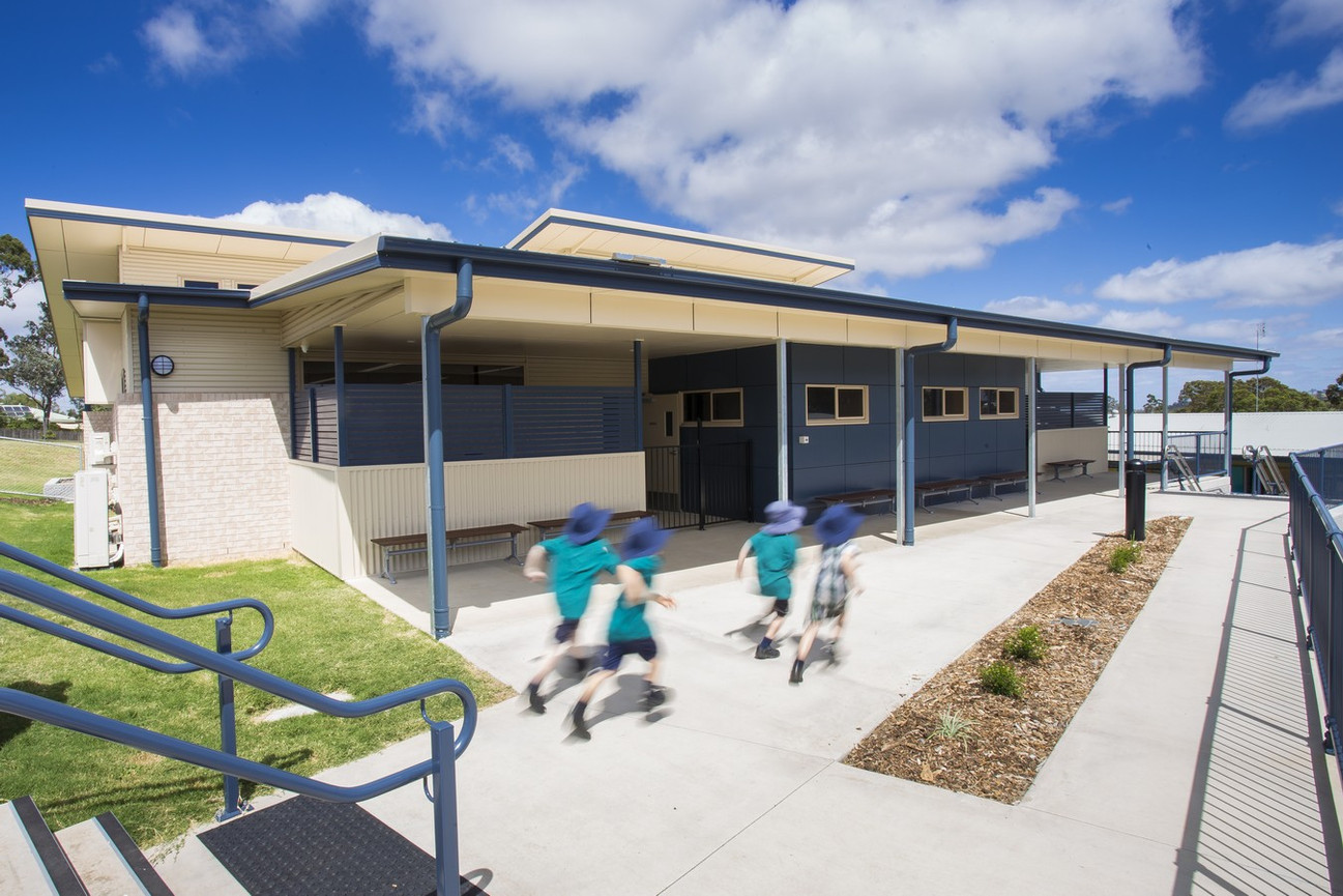 2016 - Glenvale Christian School Prep & Year 1 Building