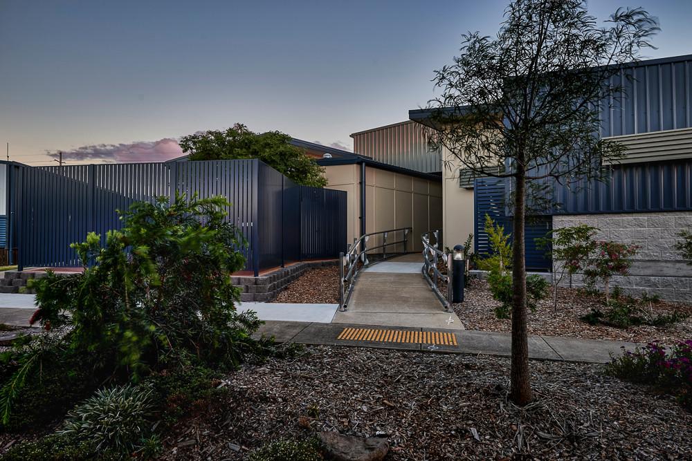 2017 - Glenvale Christian School Library Renovation