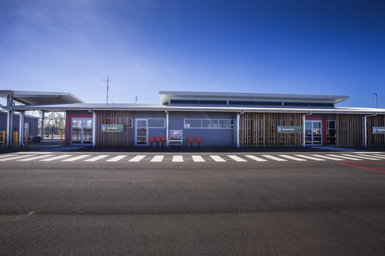 2016 - Miles Airport