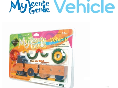 Teenie Vehicle Set