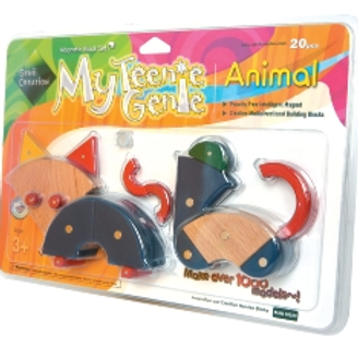 Teenie Animal Set
