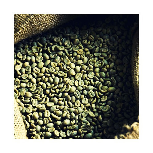 Coffee: Green Bean: Mexico, Veracruz, Chiapas