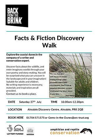 BftB Poster Facts & Fiction 27th Jul 19.