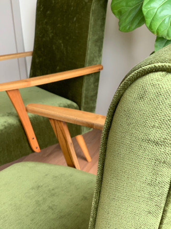 Victory 'Leaf' Mid Century - After