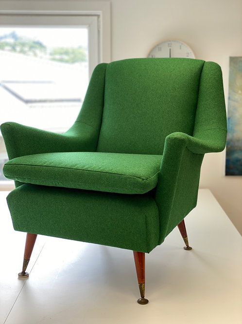 Restored Don Furniture Armchair