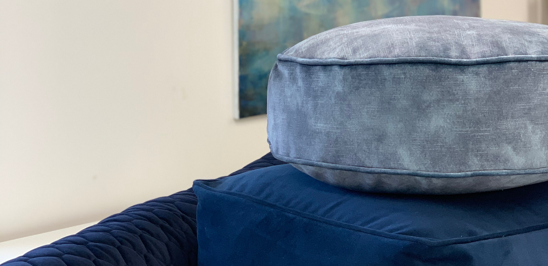 Bolster and Pouffes