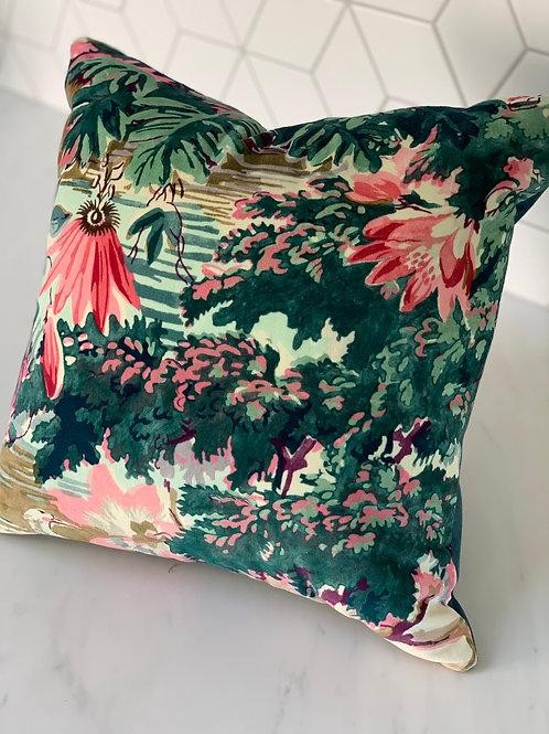 Linwood Jungle Rumble Cushion