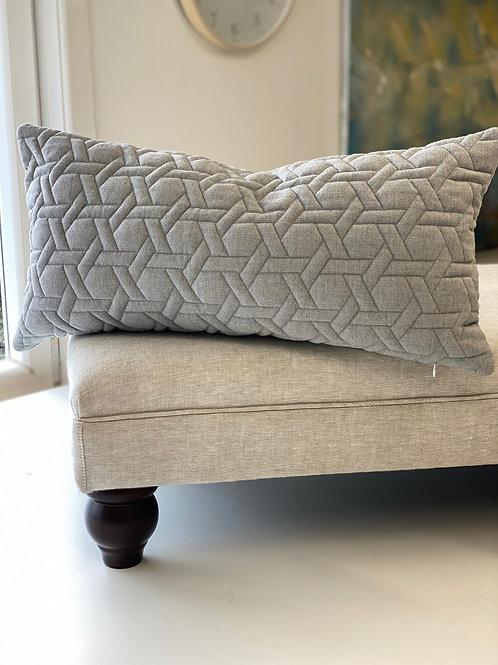 Chivasso 'Capetown' bolster cushion