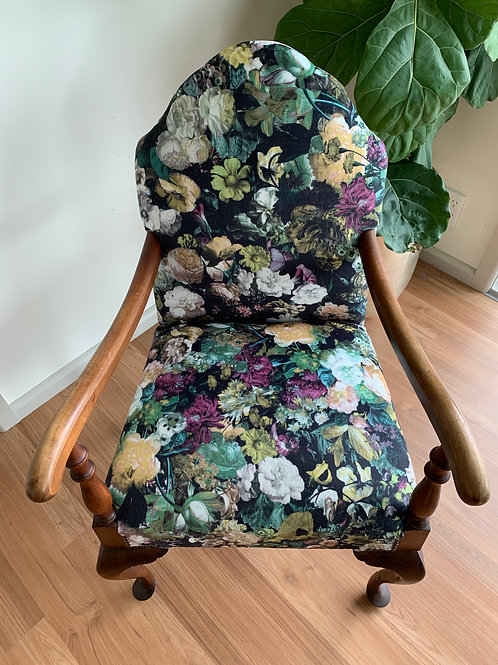 Flower Bomb Occasional Chair