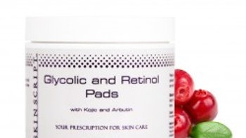 Glycolic and Retinol Pads 50 count
