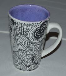 Black & White Mug