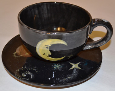 Spacey Cup & Saucer